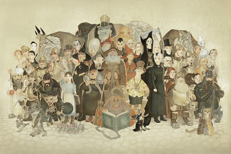 Terry Pratchett: HisWorld